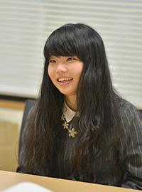 内田森恵さん